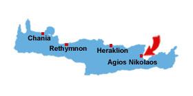 Agios Nikolaos kort