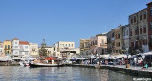 Chania havn