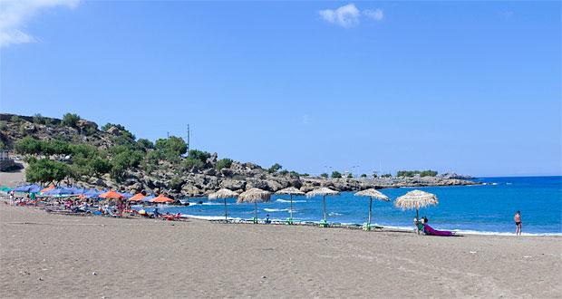 Paleochora strand