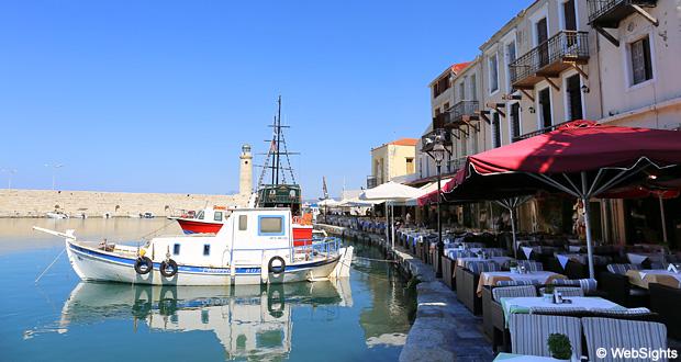 Rethymnon restauranter