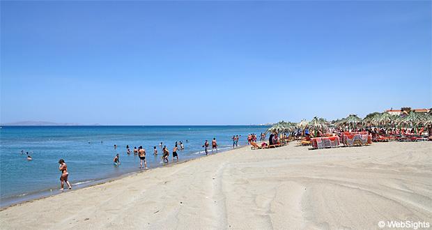 Heraklion strand